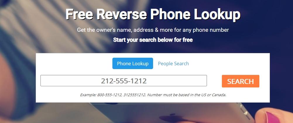 inversa del telefono Siti di ricerca