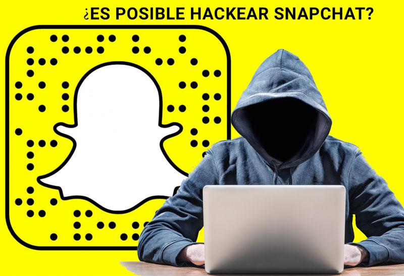 Snapchat cómo hackear en casa