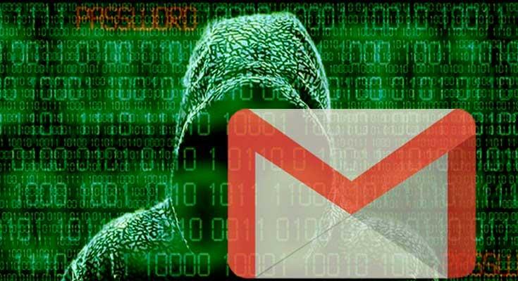 hacking de Gmail