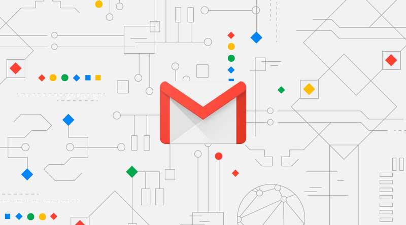 del navegador Gmail hacker