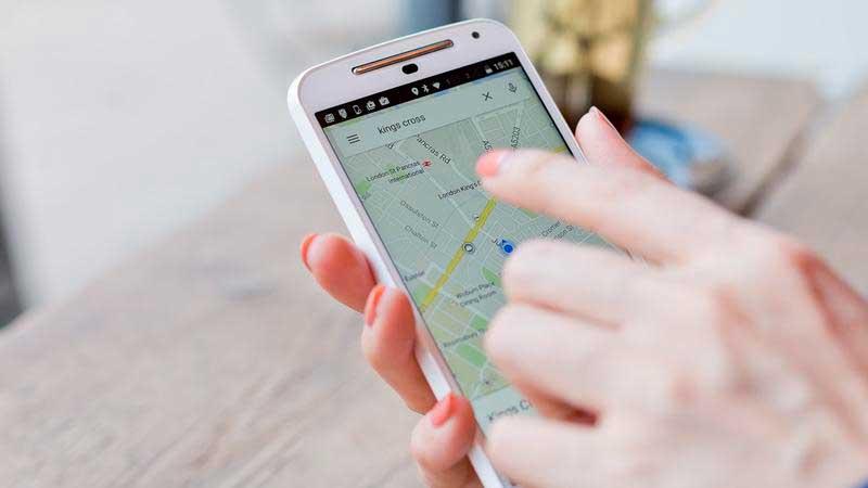 Android Google ayuda a encontrar un teléfono perdido