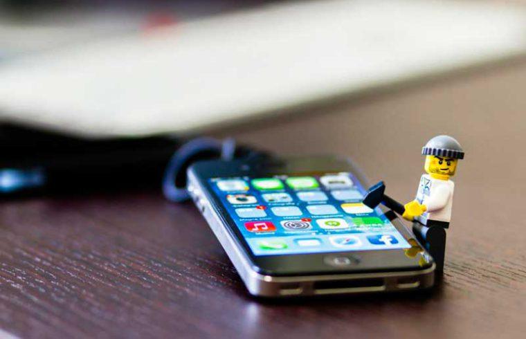 Software de hacking teléfono