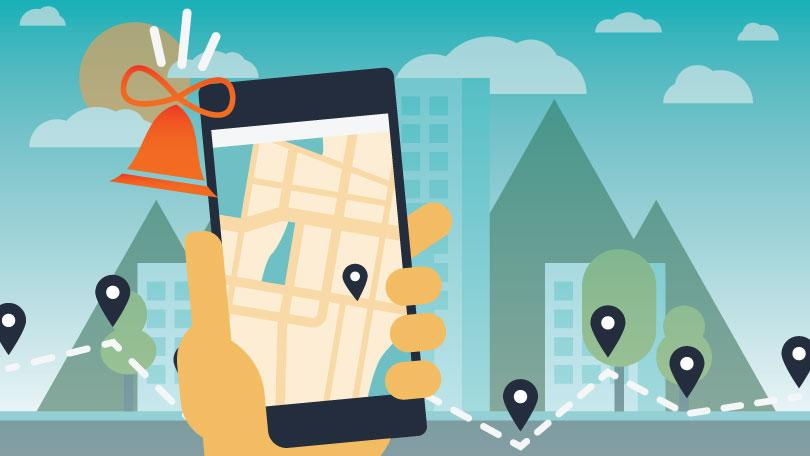 Cómo rastrear ubicaciones de iPhone
