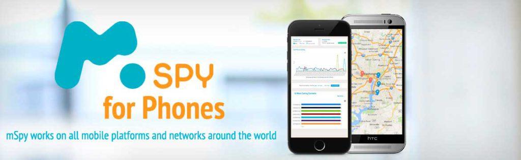 Mspy - Aplicación de monitorización de Smartphones y Tablets con la mejor calificación