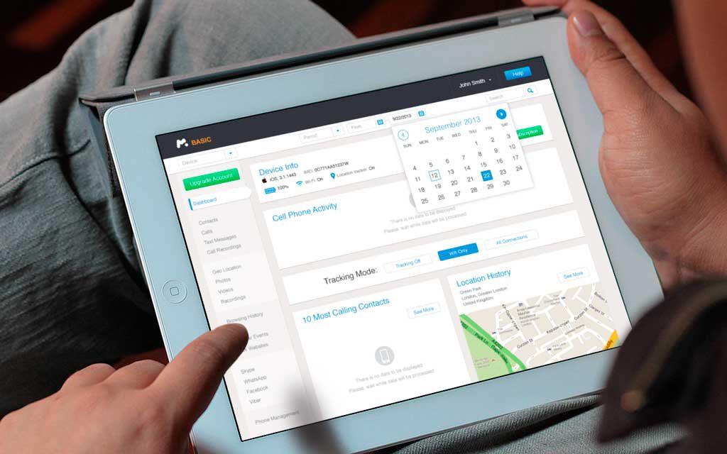 mSpy Confiable rastreador de teléfonos móviles para Android e iPhones