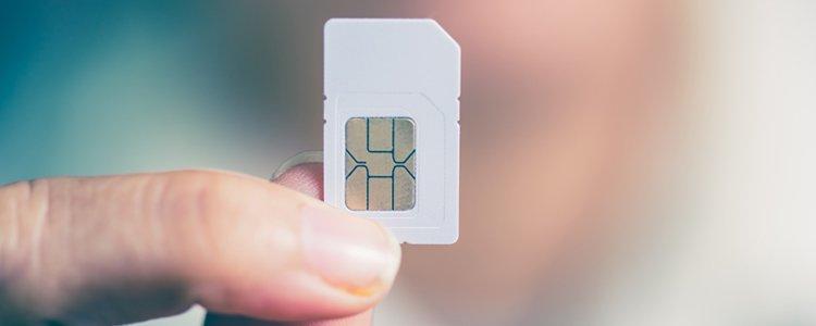 usar una tarjeta SIM?