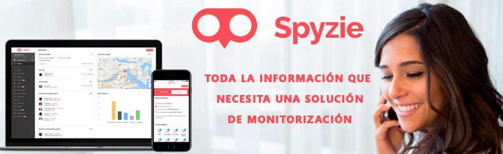 Spyzie las mejores aplicaciones de espionaje