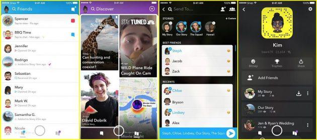 robo de datos en Snapchat