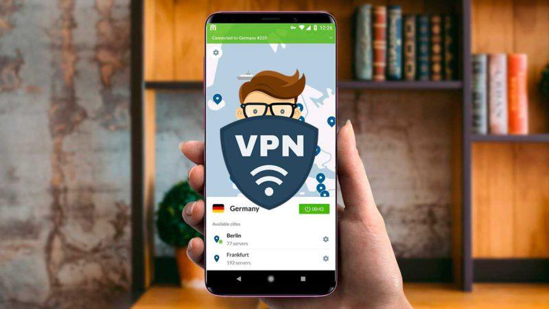 Las 5 mejores aplicaciones GRATUITAS de Android VPN que debe conocer