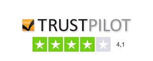 Valoración de FlexiSpy por Trustpilot