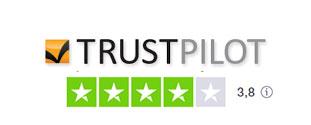 Valoración de mSpy por Trustpilot