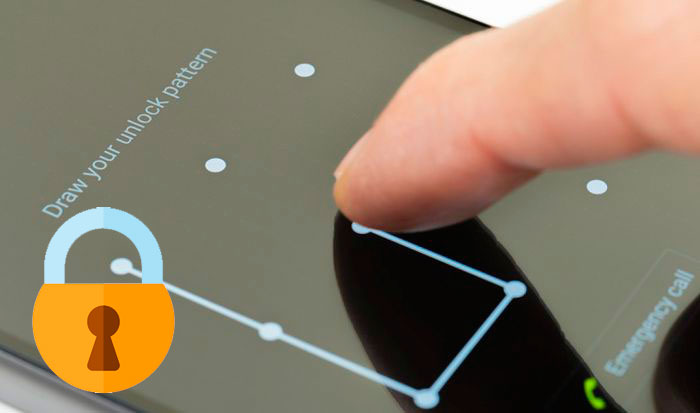 bloqueo de la aplicación en un dispositivo Android