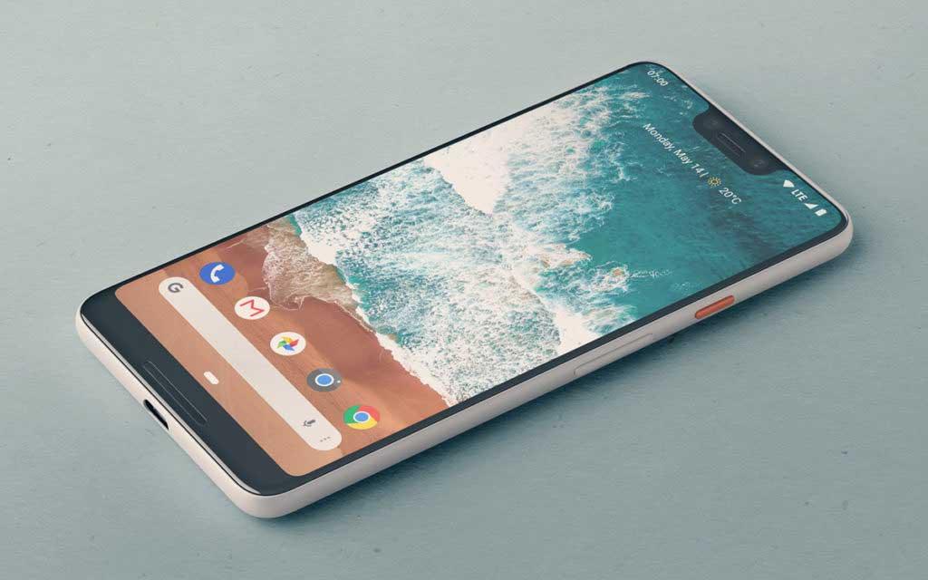Está Android 11