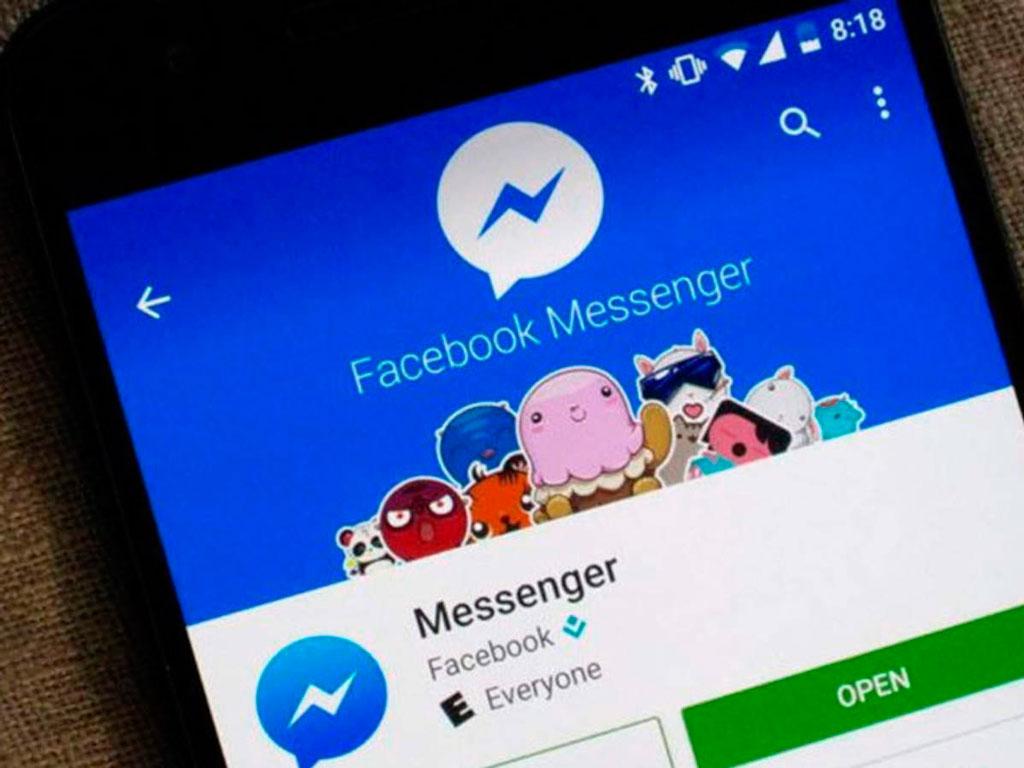 Facebook Messenger para Android permitía escuchar a los usuarios