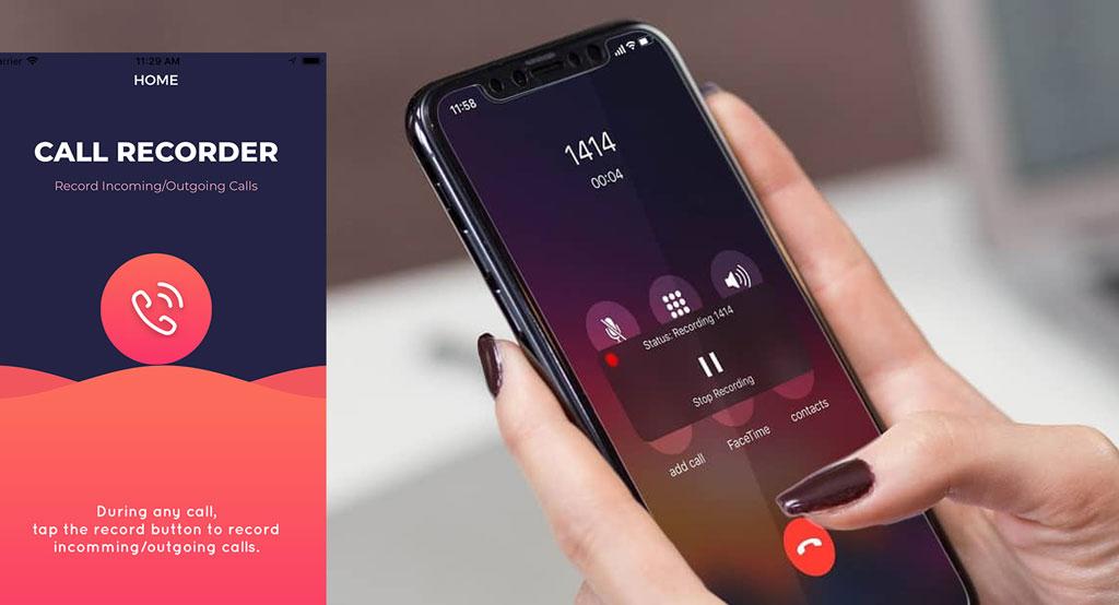 Call Recorder aplicación de iPhone