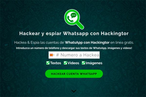 Hackingtor aplicaciones