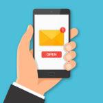 Hoverwatch rastrear los correos electrónicos