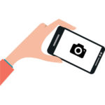 teléfono Fotos y vídeos en línea