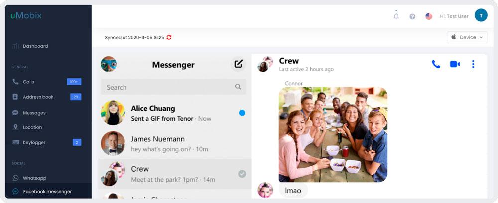 uMobix es un software para smartphones