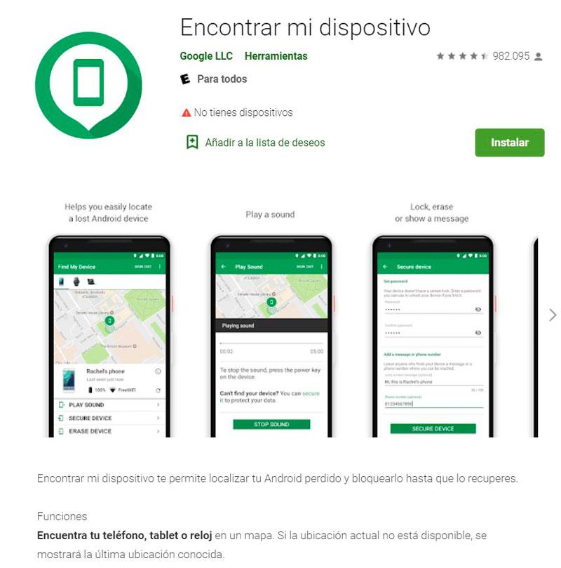 Cómo cambiar la contraseña de bloqueo del Android teléfono