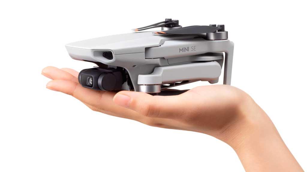 con cámaras drones