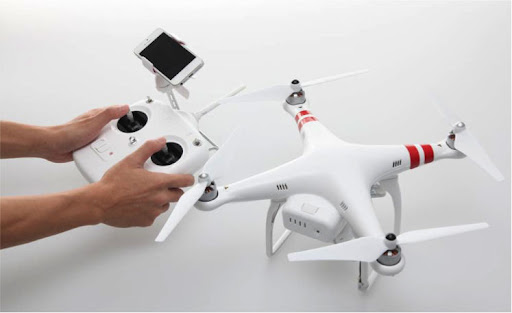 drones con cámaras